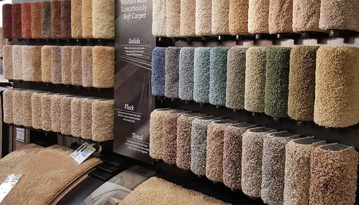Edmonton's Largest Selection of Residential Carpeting