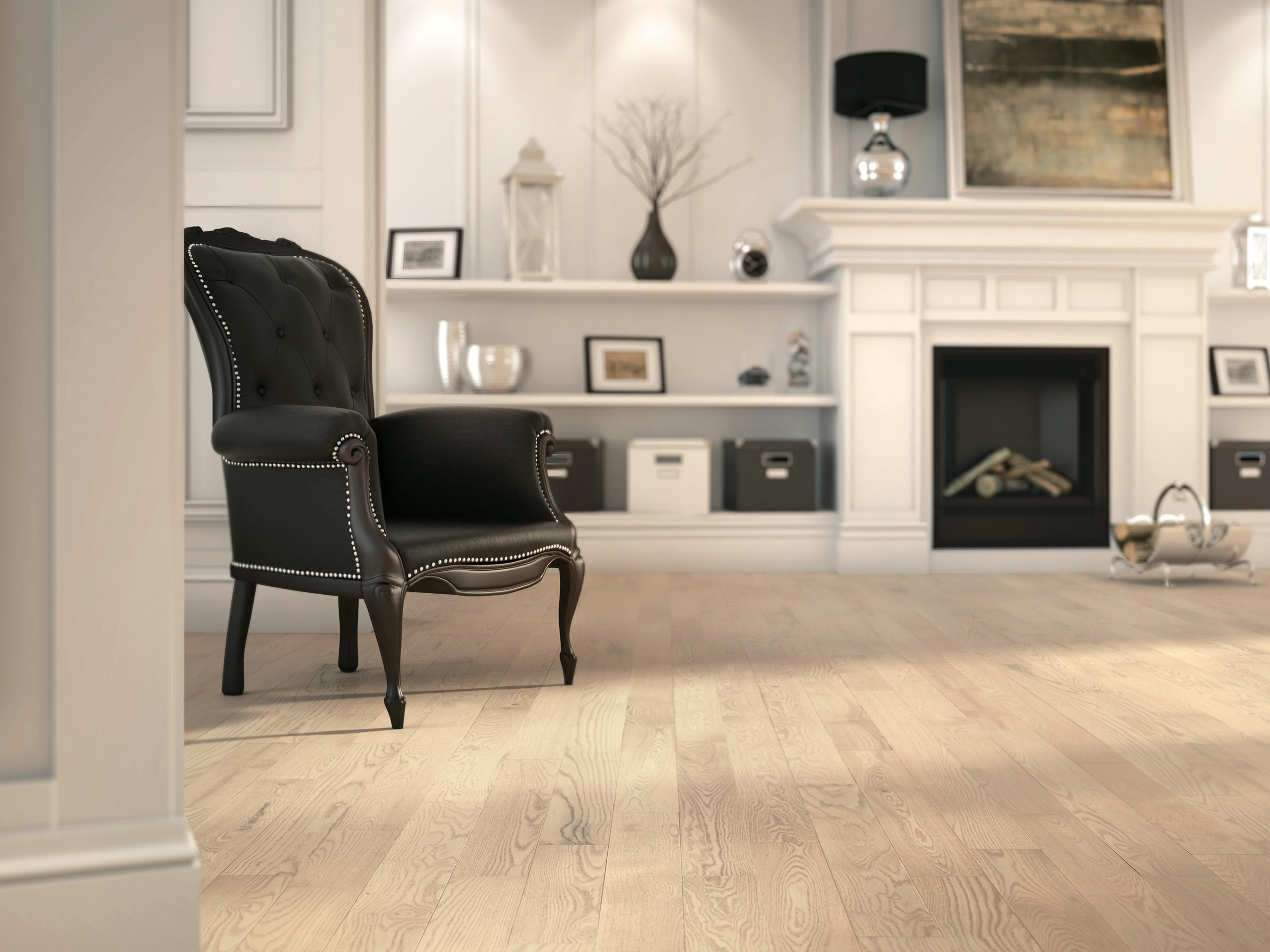 Edmonton's Leading Lauzon hardwood flooring Dealer